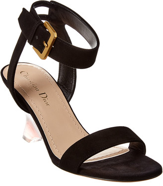 Christian Dior Diorsphere Suede Sandal