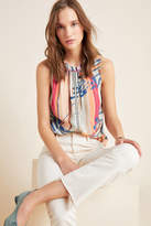 Vineet Bahl Maggie Embroidered Blouse