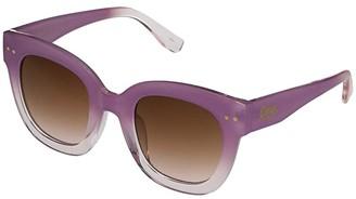 Sam Edelman Ombre Cat-Shaped (Ombre Pink) Fashion Sunglasses