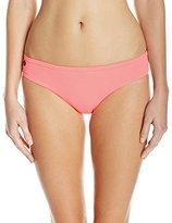 Maaji Women's Flamingo Shortcut Reversible Bikini Bottom