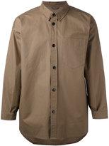 Stutterheim 'Lerum' jacket - men - Cotton/Polyurethane - XS