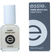 Essie Matte About You - Top Coat & Finition Solution - 0.46 oz