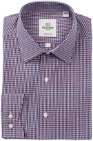 Ben Sherman Slim Fit Dobby Check Dress Shirt
