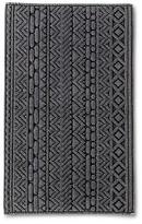 "Threshold Woven Stone Wash Tribal Geometric Rug - Coffee (20x34"")"