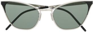 Saint Laurent Cat-Eye Frame Sunglasses