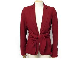 Hermes Red Linen Jackets
