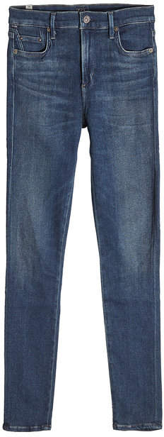 Citizens of Humanity Haze Rocket Skinny Jeans