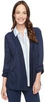 Splendid 3/4 Sleeve Light Jersey Cardigan
