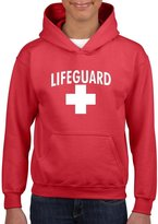 Artix Lifeguard in White Fashion People Couples Gifts Best Friend Gifts Unisex Hoodie For Girls and Boys Youth Kids Sweatshirt Clothing