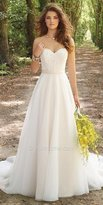 Camille La Vie Corset Organza Wedding Dress
