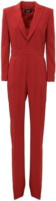 DSQUARED2 V-Neck Tailored Jumpsuit