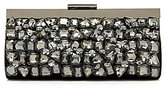 Kate Landry Social Front Stone Clutch