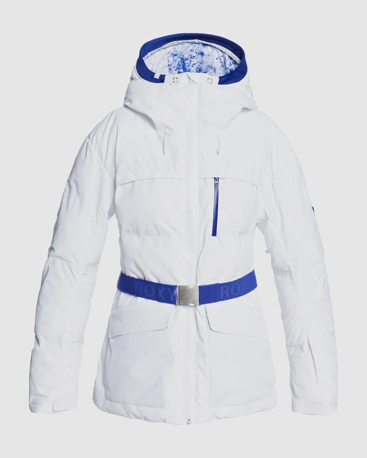 Roxy Womens Premiere Snow Jacket