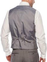 STAFFORD Stafford Grid Classic Fit Suit Vest