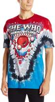 Liquid Blue Men's The Who Bally Table King T-Shirt, Multi