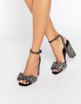 Asos HEAVEN SENT Heeled Sandals