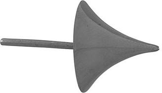 Shaun Leane Rose Thorn large stud earring