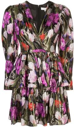 Borgo de Nor Amelia floral print dress