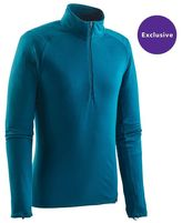 Patagonia Men's Merino Thermal Weight Zip-Neck