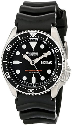 Pulsar (パルサー) - [パルサー]Pulsar 腕時計 Seiko Analog JapaneseAutomatic Black Rubber Diver's Watch SK...