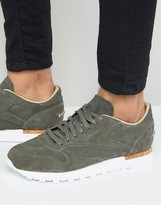 Reebok Classic Leather Lst Sneakers In Grey Bd1903