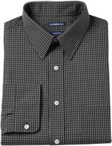 Croft & Barrow Big & Tall Classic-Fit Checked Dress Shirt