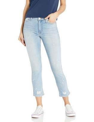 Hudson Jeans Women's Savy Midrise Crop Straight