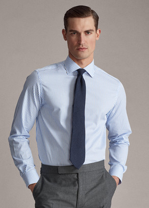 Ralph Lauren Bengal-Stripe Twill Shirt