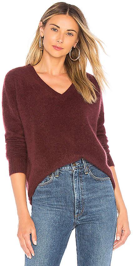 360CASHMERE Majorie V-Neck Sweater
