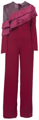 Margaux Jumpsuit Violent Rose