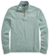 Ralph Lauren Estate-Rib Half-Zip Pullover