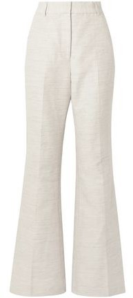 833e212c5b49 Light Grey Linen Trousers - ShopStyle Canada
