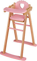 John Lewis Doll's Highchair