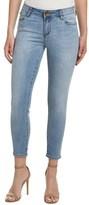 KUT from the Kloth Brigitte Favourable Crop Skinny Leg.
