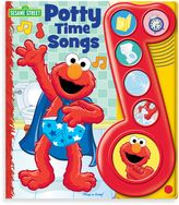 Potty Time Elmo Songs Board Book