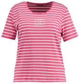 Jette Joop Print Tshirt raspberry/real white
