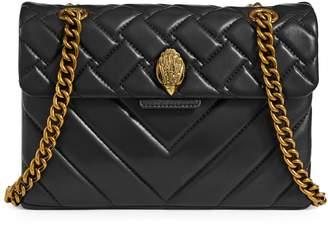 Kurt Geiger London Quilted Leather Crossbody Bag