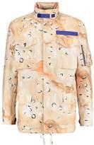 Soulland Desert Storm Casual Summer Jacket Beige