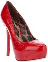 Dolce & Gabbana leather pump