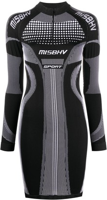 Misbhv Sport Active bodycon dress