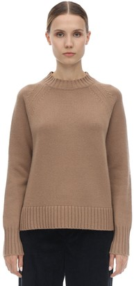 Max Mara 'S Wool & Cashmere Knit Sweater