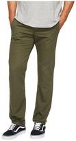 Vans Authentic Stretch Chino Pants Men's Casual Pants