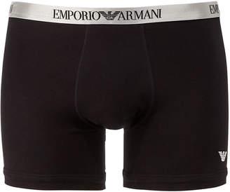 Emporio Armani Men's Jersey Boxer Briefs