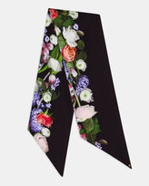 Ted Baker Kensington Floral skinny scarf
