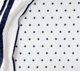 Pottery Barn Kids Star Crib Fitted Sheet
