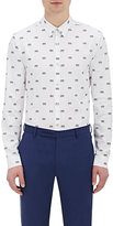 Paul Smith Men's Kensington Shirt-WHITE