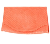 Boa Clutch in Orange