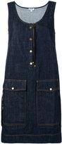Kenzo denim dress - women - Cotton/Polyester - 38