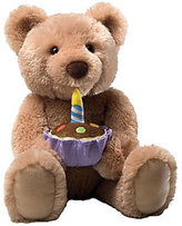 Gund Animated Happy Birthday Bear