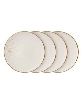 Villeroy & Boch Vivo By Vivo Stoneware Set Of 4 Dinner Plates